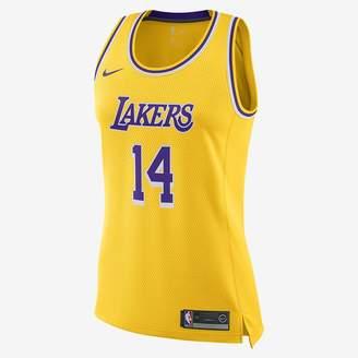 Nike Brandon Ingram Icon Edition Swingman (Los Angeles Lakers) Women's NBA Connected Jersey