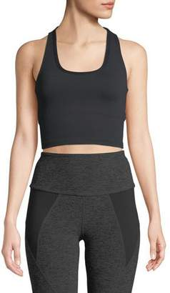 Beyond Yoga Mirage Cropped Activewear Tank