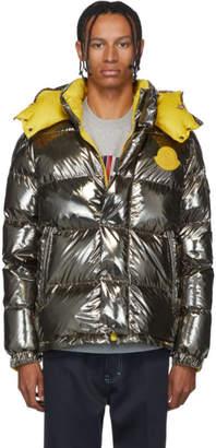 Moncler Genius 2 1952 Silver Down Prele Puffer Jacket
