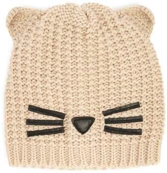 Forever 21 Cat Whisker Beanie