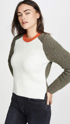 Rag & Bone Davis Crew Sweater