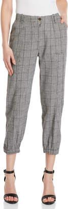 Bishop + Young Checkmate Tapered Pants