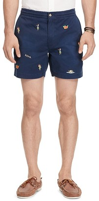 Polo Ralph Lauren Classic Fit Drawstring Shorts $69.50 thestylecure.com