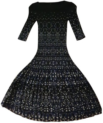 Adolfo Dominguez Navy Dress for Women