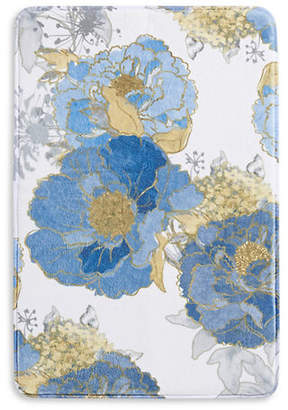 DISTINCTLY HOME Angeline Floral Memory Foam Rug
