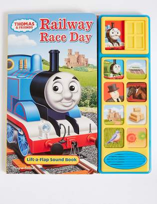 Marks and Spencer Thomas & Friends Railway Race Day Sound Book