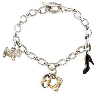 Links of London Enamel Charm Bracelet