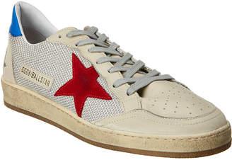 Golden Goose Ball Star Leather Sneaker