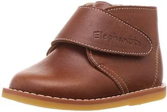 Elephantito Boys' Suede Bootie-K Fashion Boot