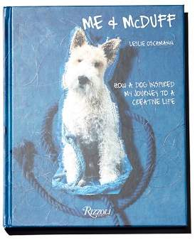 Rizzoli Me & McDuff: How a Dog Inspired My Journey to a Creative Life