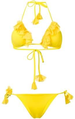 7b8a2643aae Yellow Ruffle Bikini - ShopStyle Canada