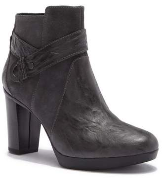 Geox Inspiration Leather & Suede Boot