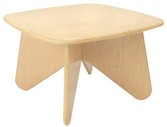 Ecotots Surfin Kids Project Table - Natural