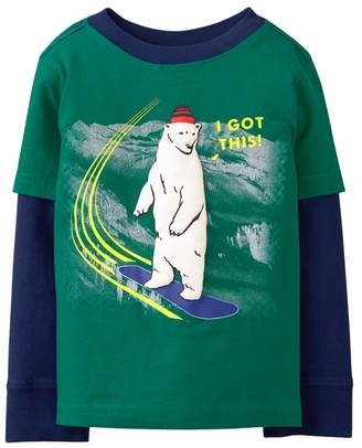Crazy 8 Polar Bear Tee