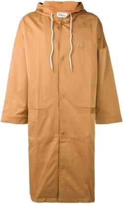Drôle De Monsieur NFPM long raincoat