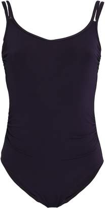 Jets Ruched Swimsuit