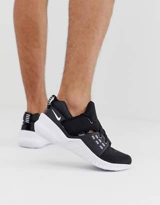 Nike Training Metcon Free 2 sneakers in black