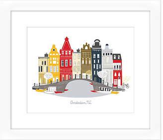 One Kings Lane Albie Designs - Amsterdam Art