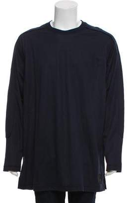 Y-3 Raw Long-Sleeve T-Shirt w/ Tags