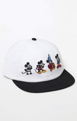 Vans x Disney Mickey Mouse's 90th Strapback Hat