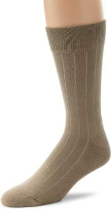 Ecco Men's Single Cushioned Crew Socks