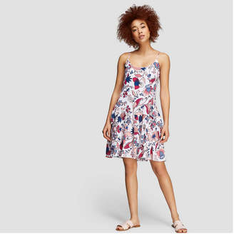 Joe Fresh Women's Ruffled Cami Dress