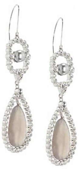 Dior Dioraima Pierced Earrings