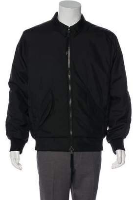 Alexandre Plokhov Lightweight Collared Bomber Jacket