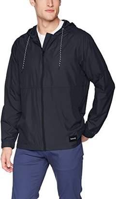 Hurley Men's Windbreaker Jacket