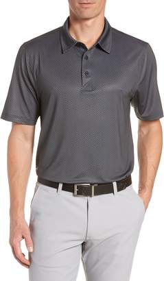 Cutter & Buck Chad Micro Pattern Polo