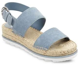 290077c6ac9 Marc Fisher Women's Phebe 2 Embossed Suede Espadrille Platform Sandals
