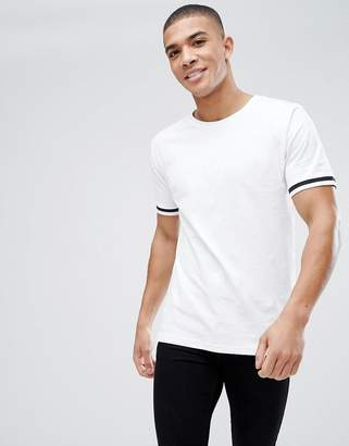 ONLY & SONS T-Shirt With Cuffed Arm Band