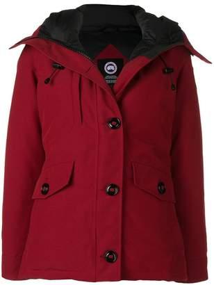 Canada Goose Rideau parka jacket