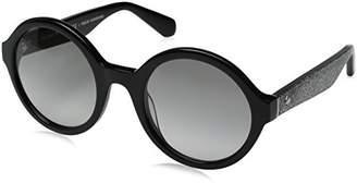 Kate Spade Women's Khrista/s Round Sunglasses