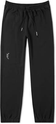 A-Cold-Wall* A Cold Wall* Bracket Logo Sweat Pant