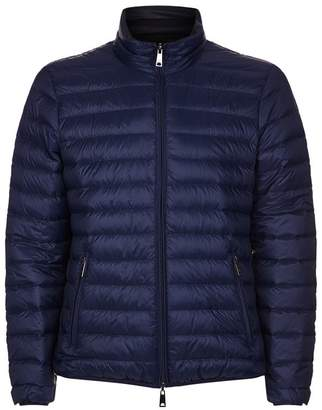 Armani Jeans Reversible Quilted Jacket