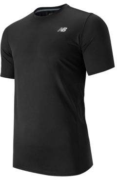 New Balance Accelerate Athletic Short Sleeve Tee