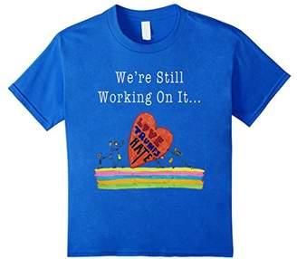 Love Trumps Hate original art shirt by John McLean