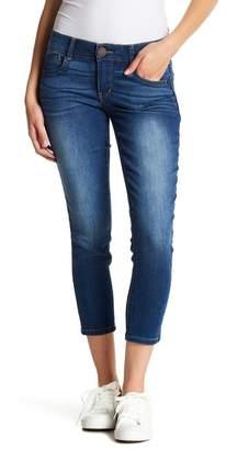 Wit & Wisdom Absolution Skinny Ankle Jeans (Petite)