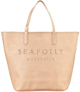 Seafolly Carried Away Beach Tote Bag