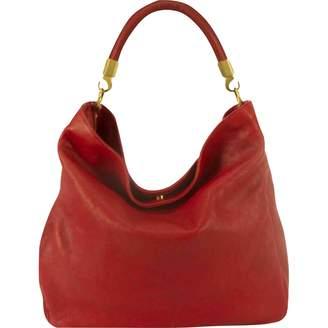 Saint Laurent Leather satchel