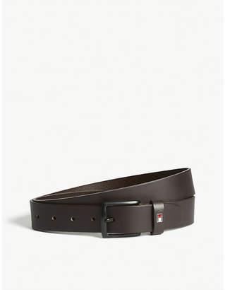 Tommy Hilfiger New Denton leather belt