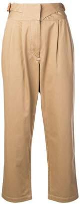 Loewe high waisted trousers