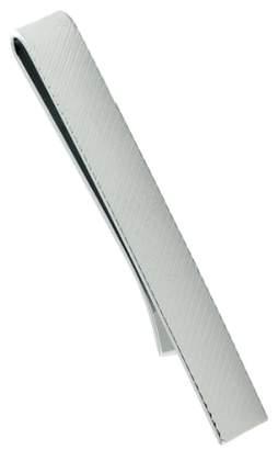 David Donahue Sterling Silver Tie Clip