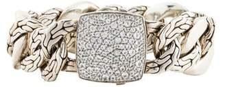 John Hardy Topaz Batu Classic Link Bracelet