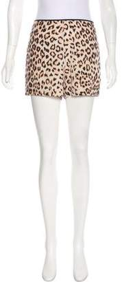 Equipment Silk Mini Shorts