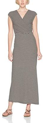 Esprit edc by Women's 057CC1E026 Dress, (Black 001), (Size of : M)