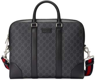 9c15f4a4cd36 Showing 1342 Business Bags For Men. at Gucci Australia. Gucci GG Supreme  briefcase