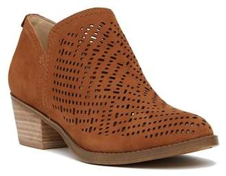 Naturalizer Zenith Perforated Bootie - Multiple Widths Available