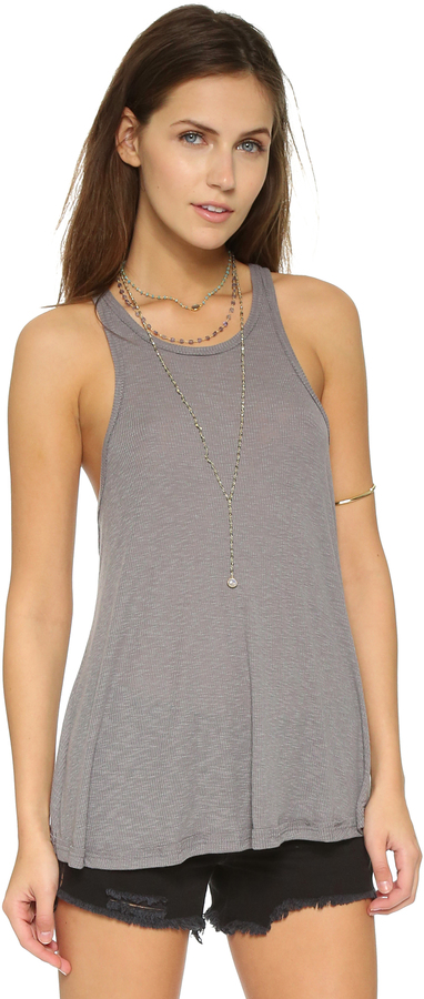 Free People Long Beach Tank 11